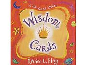 Wisdom Cards A 64-Card Deck by Louise L Hay