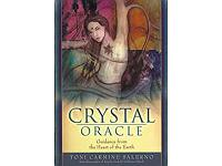 Crystal Oracle Cards by Toni Carmine Salerno