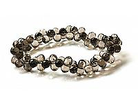 8 Smoky Quartz Bracelet