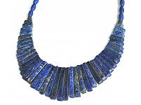 Lapis Pharaoh Necklace