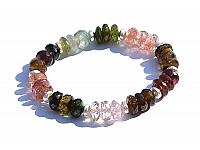 Tourmaline faceted Bracelet
