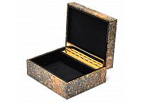 Leopardskin Jasper Jewelry Box